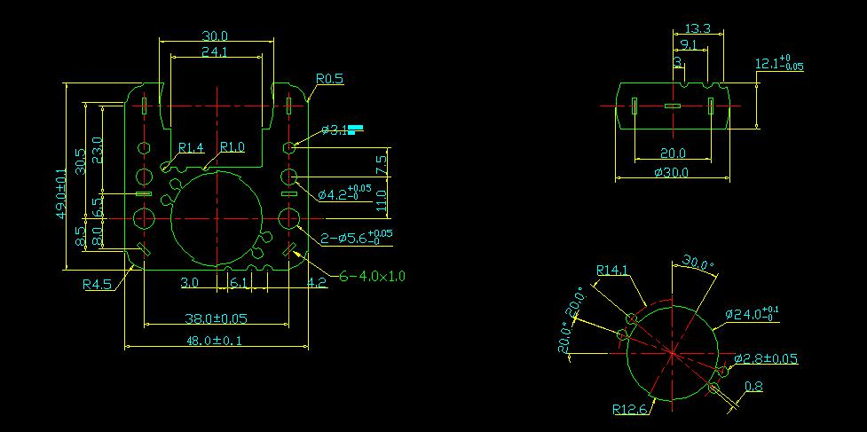 motor core die-HG Precision