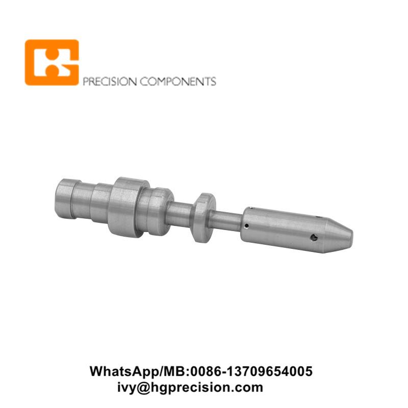 Precision Standard Press Mold Component-HG Precision