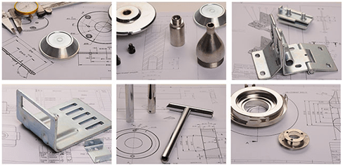 Sheet Metal Stamping Furniture Hardware Accessories-HG Precision