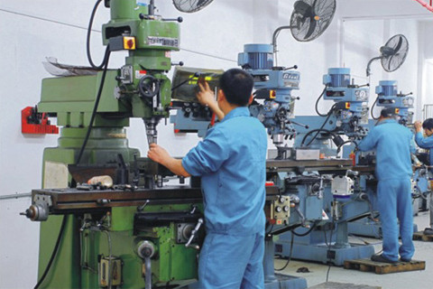 Precision CNC Machinery Components Exporter
