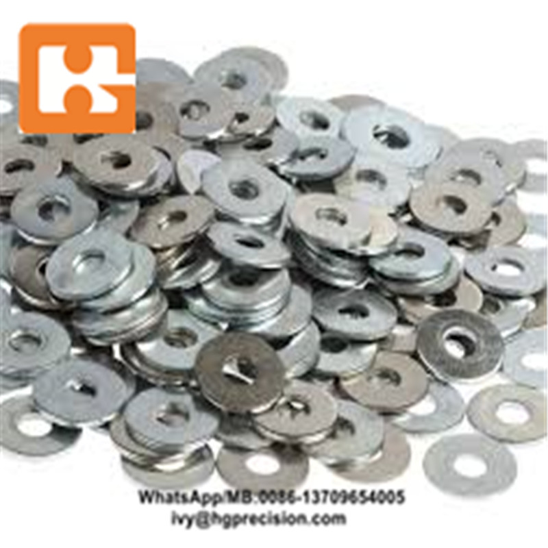 Sheet Metal Tooling For M8 MS Plain Washer