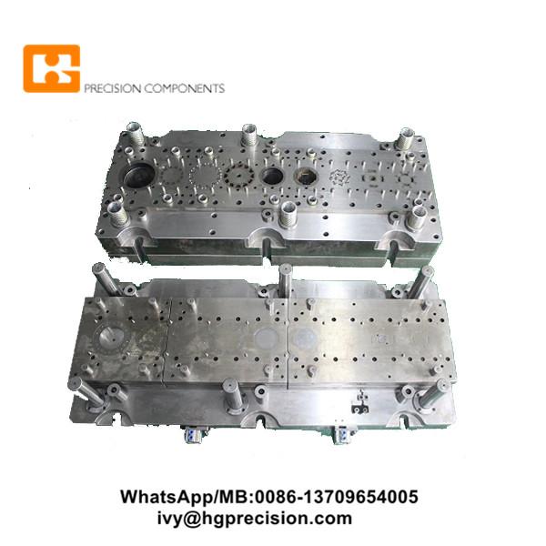 Asynchronous Multi-position Progressive Die-HG Precision