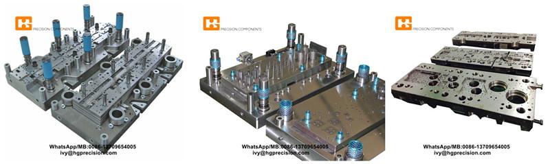 sheet metal stamping-HG Precision