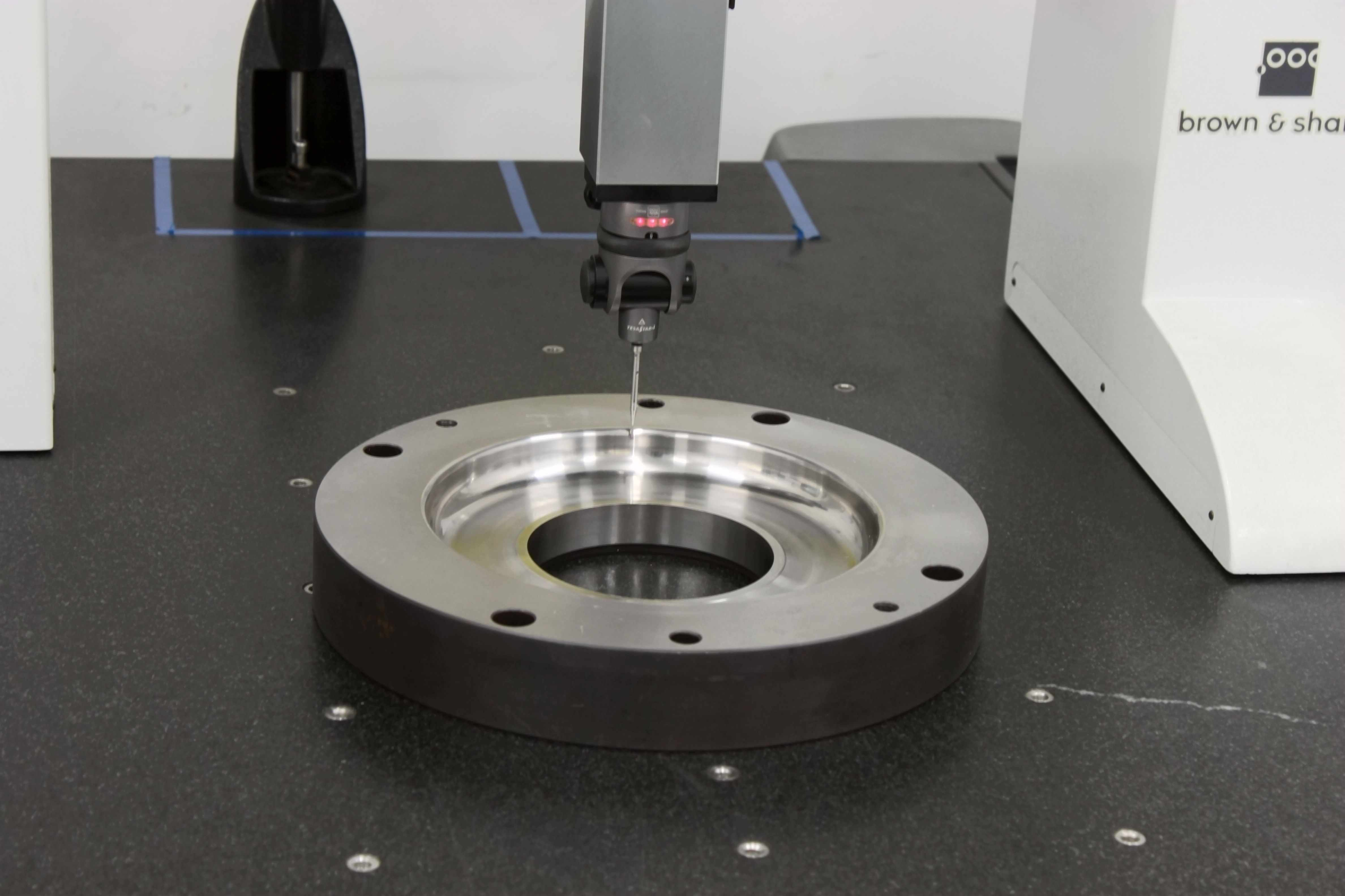mold plate and punch-HG Precision