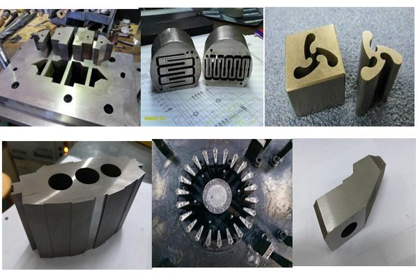 Precision hard alloy punching mold components-HG Precision