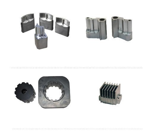 precision mold punch& die with Tin&Ticn-HG Precision