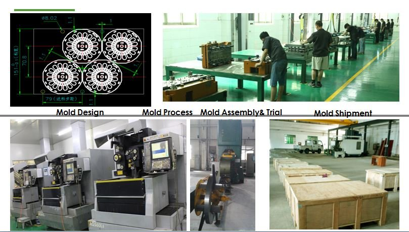 HG Precision Mold Manufacture