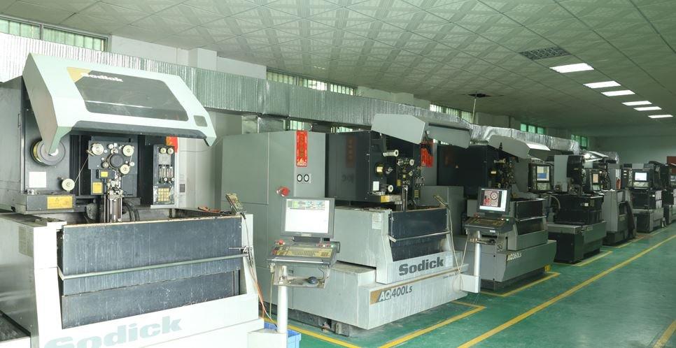 Precision EDM Metal Components-HG Precision