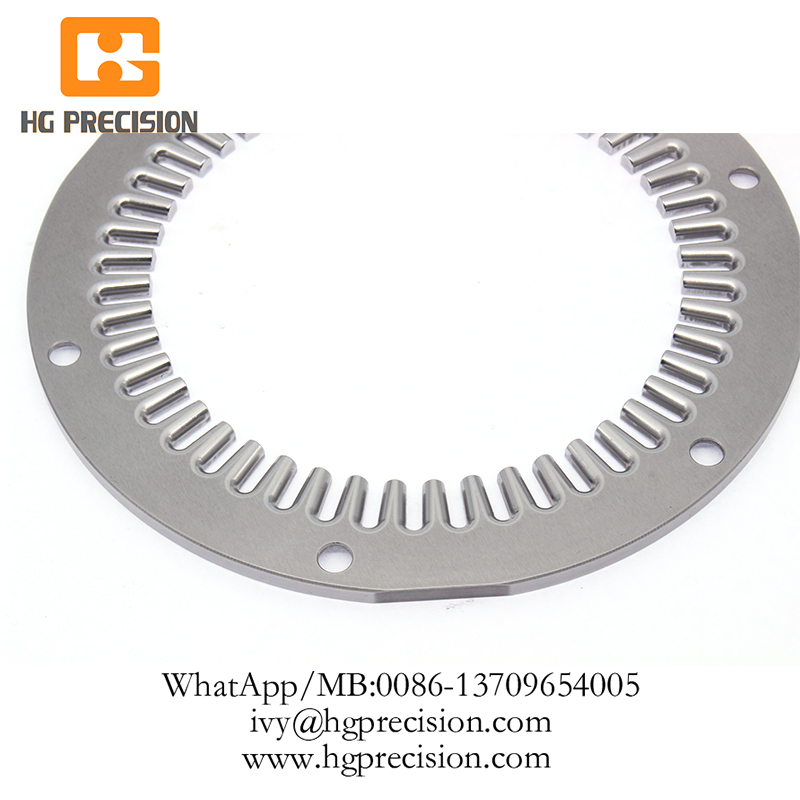 Precision Customized CNC Machining Parts-HG Precision