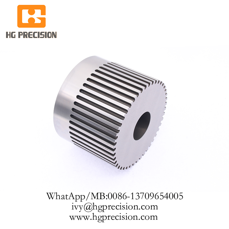 Precision CNC Machine Parts-HG Precision