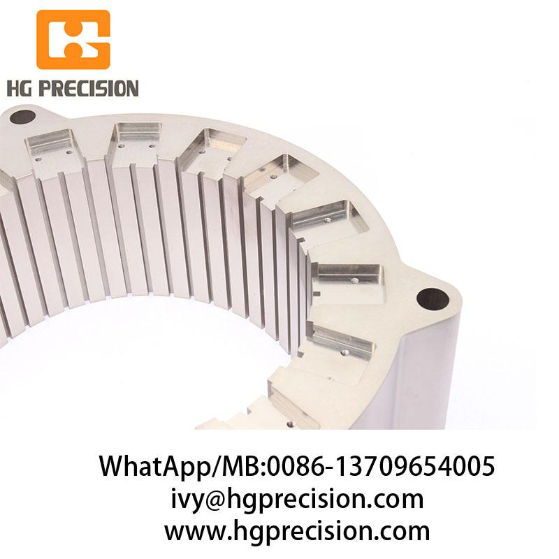 Precision Wire Cutting Machinery Parts-HG Precision