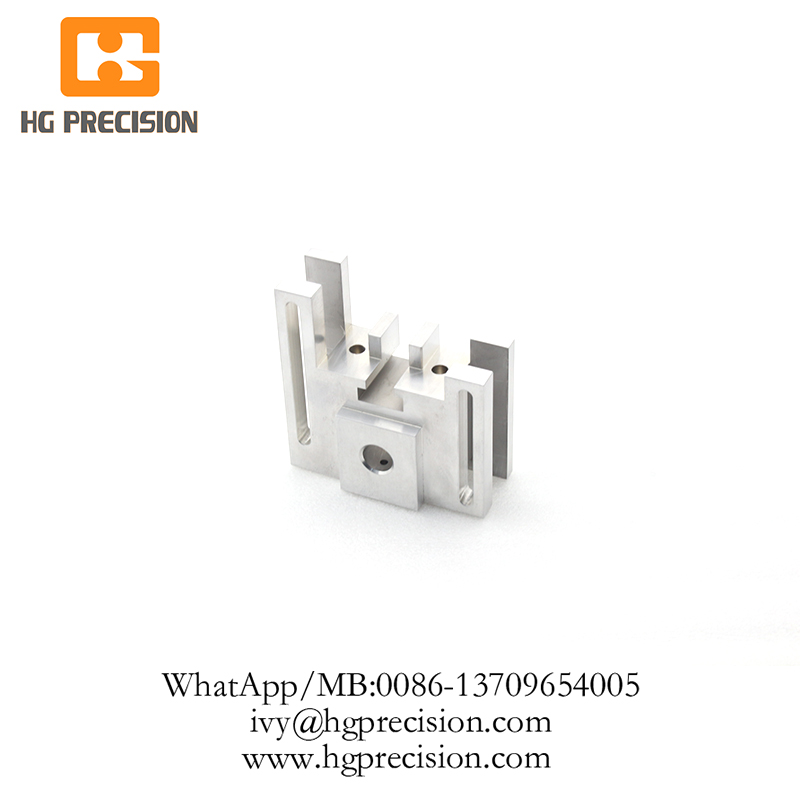 Special Shape CNC Machinery Parts-HG Precision