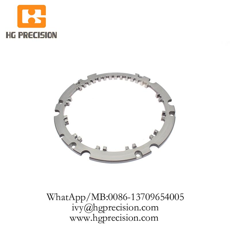 CNC Clamping Circular Parts-HG Precision