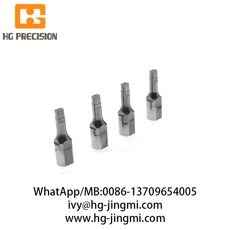 Precision Carbide Straight Punch With Ticn-HG Precision