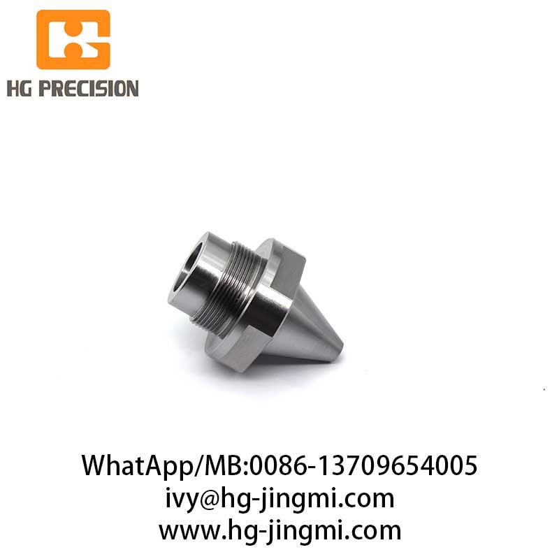 SKD61 Head Plasma Nozzle For LED-HG Precision