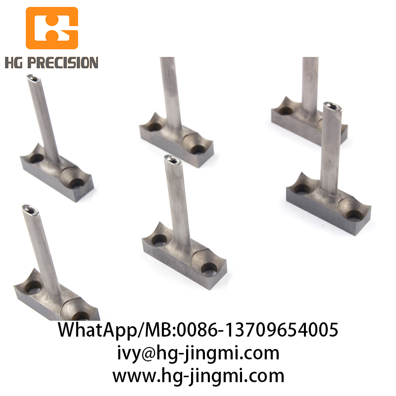 High quality precision polishing tungsten carbide nozzle for coiling wire, carbide coiling winding nozzle-HG Precision