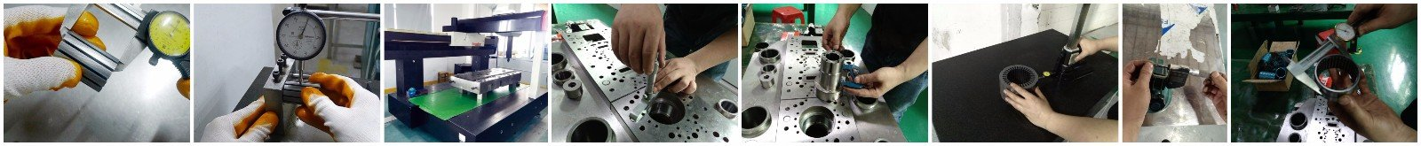 HG Precision Stamping Mold