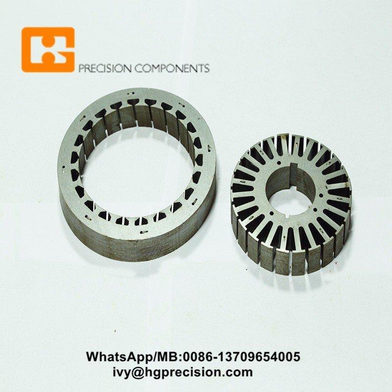 ¢153 Ceiling Fan Motor Core Stamping Die-HG