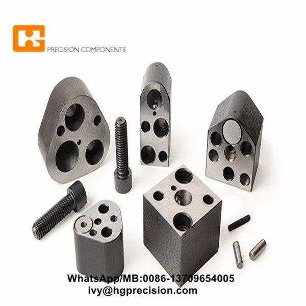Precision Standard Press Mold Component