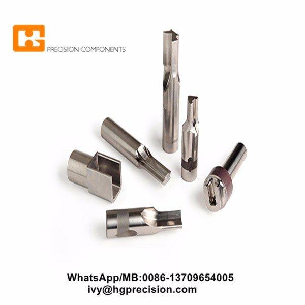 Mold Parts Manufacture with Misumi and Punch Standard - HG
