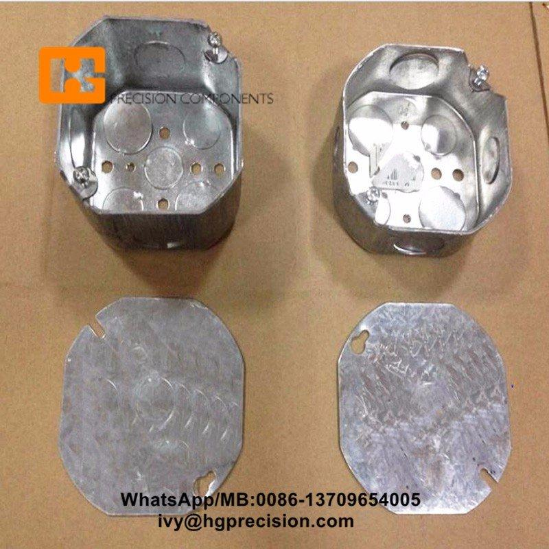 Progressive Tool For Electrical Junction Box