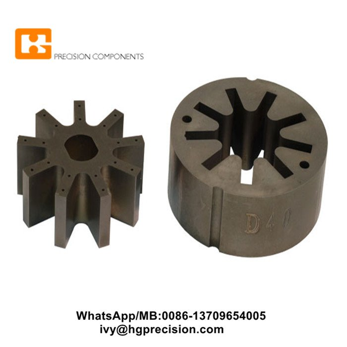 EDM Wire Cutting High Precision Mold Parts-HG Precision