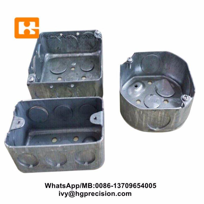 Worldwide Hot Sale Metal Junction Box Mold
