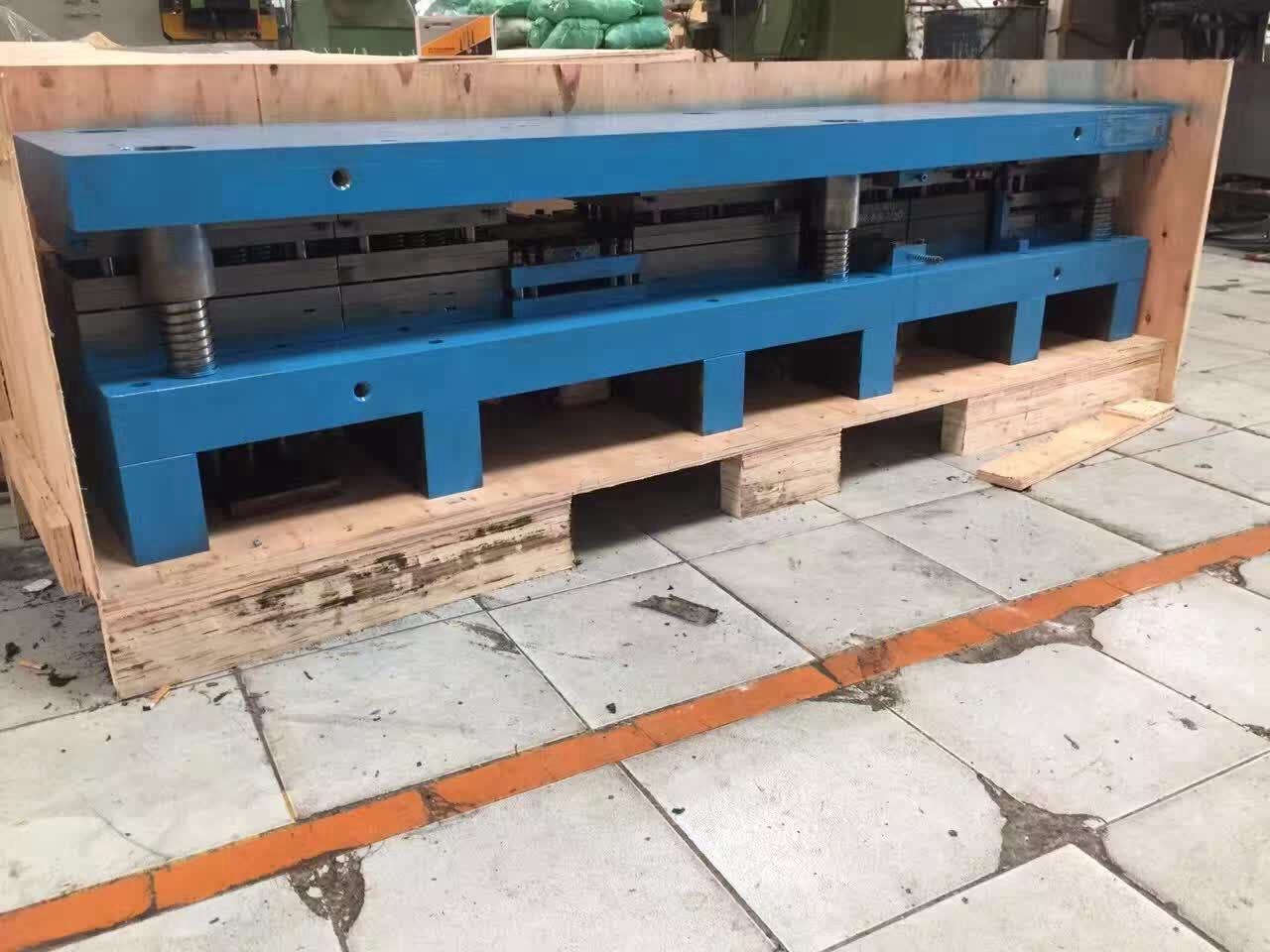metal junction box mold shipment-HG Precision