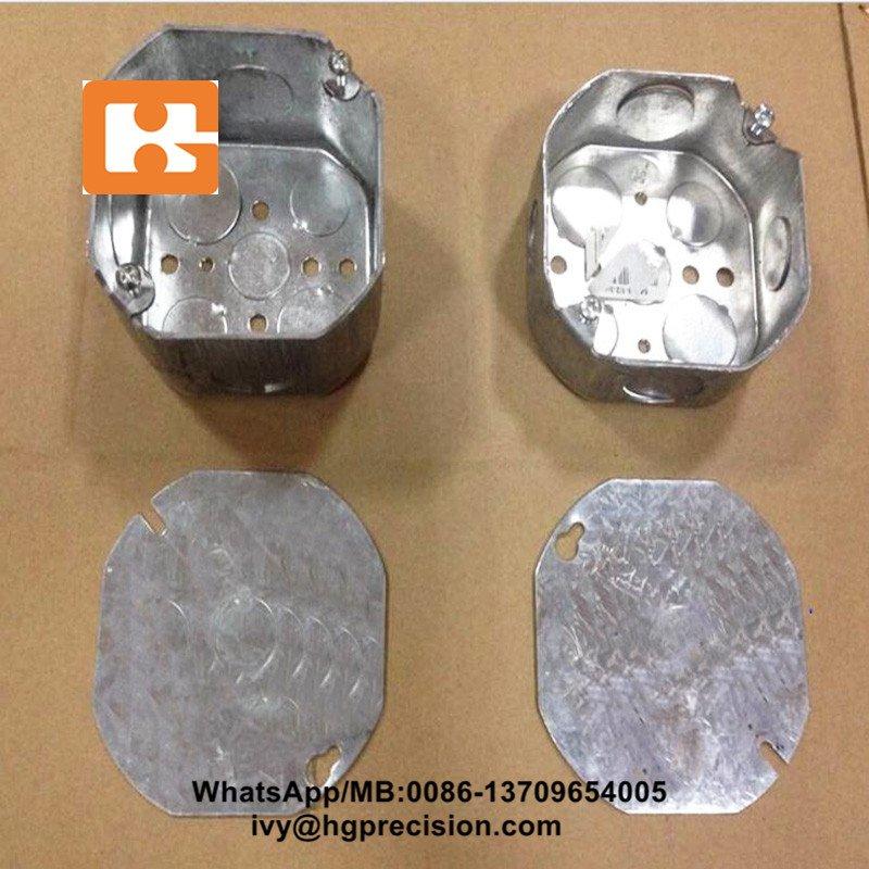 metal junction box--HG Precision