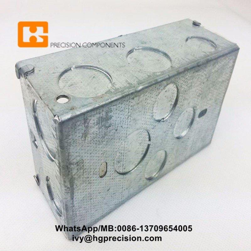 Electronic Metal Box-HG Precision