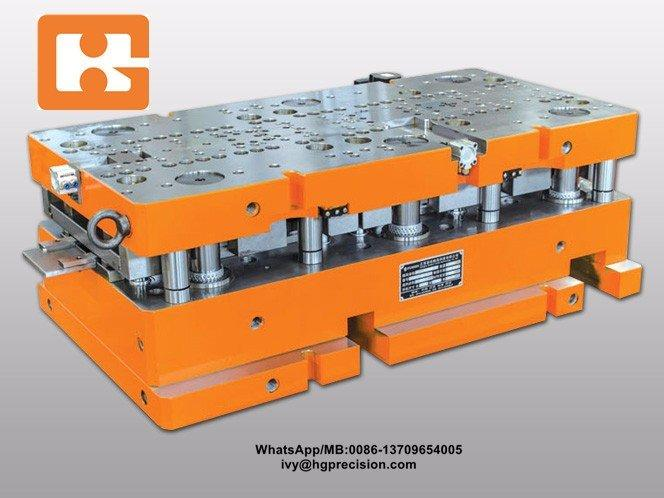 Chile Market Knockout Electric Galvanized Junction Box Stamping Tooling