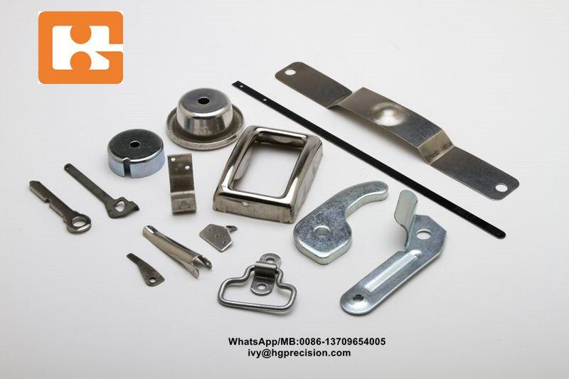 Progressive Die Stamping Parts For Furniture Hardware