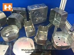 metal junction box progressive die