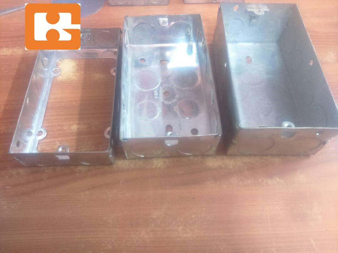 metal junction box stamping tooling