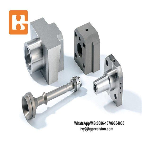 Customized Precision CNC Machine parts for Automatic Equipment