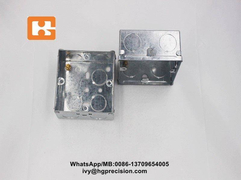 1 Gang Metal Box Fabrication-HG