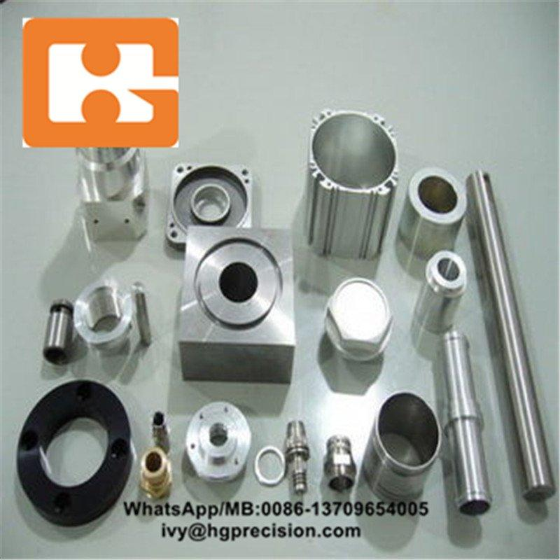 Precision CNC Machinery Compoents Exporter