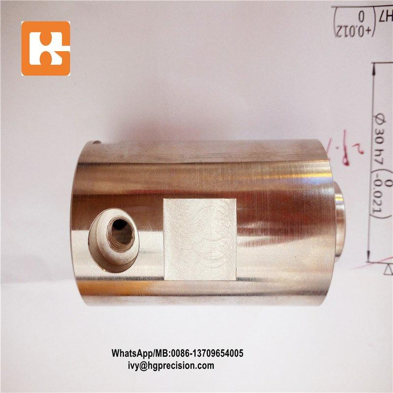 Piston Press Precision Components