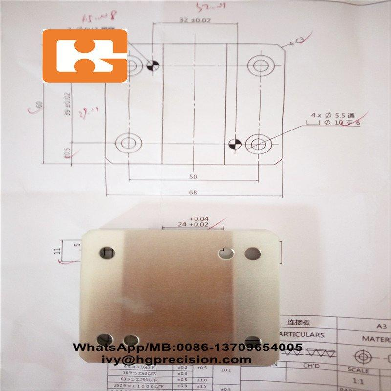 Precision Machining Stainless Steel Parts