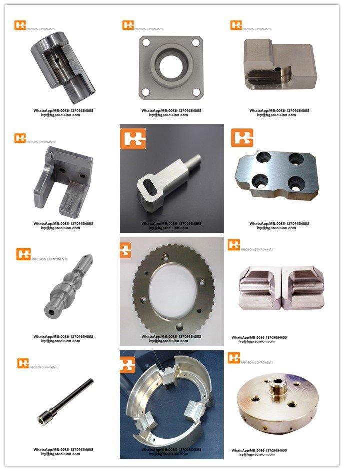 CNC Mechanical machining parts