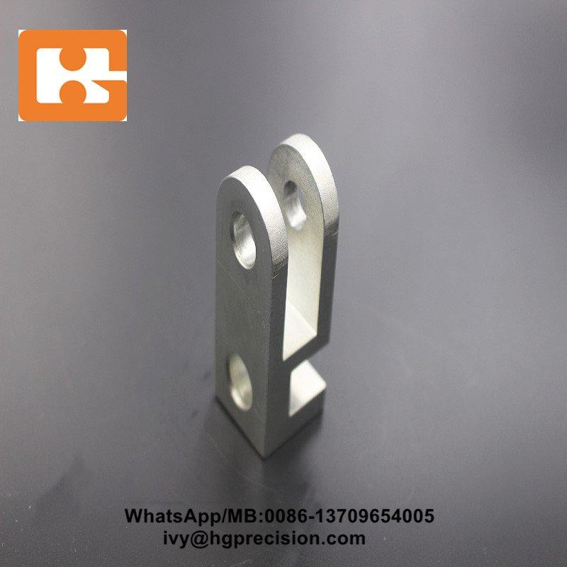 CNC Turning Hardware For Silencer Assembly