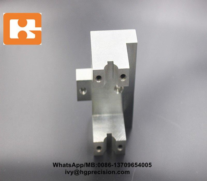 CNC Alloy Steel Sub-assembly Plate