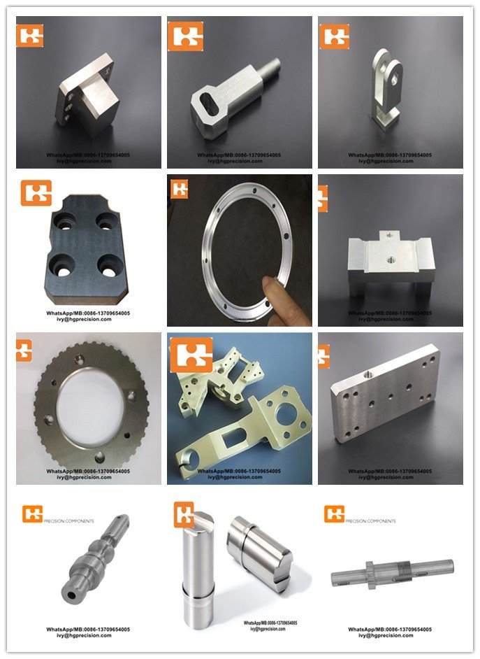 CNC Machinery Components-HG Precision