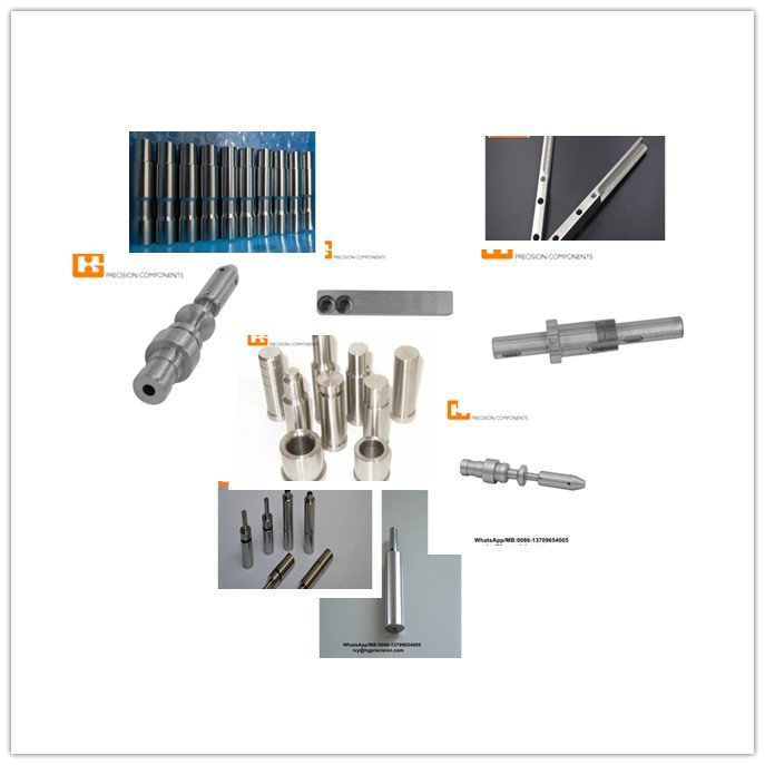 mechanical precision shaft