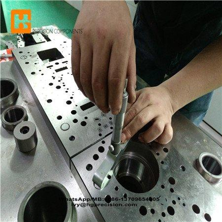 Mold Assembly Dimension Inspect