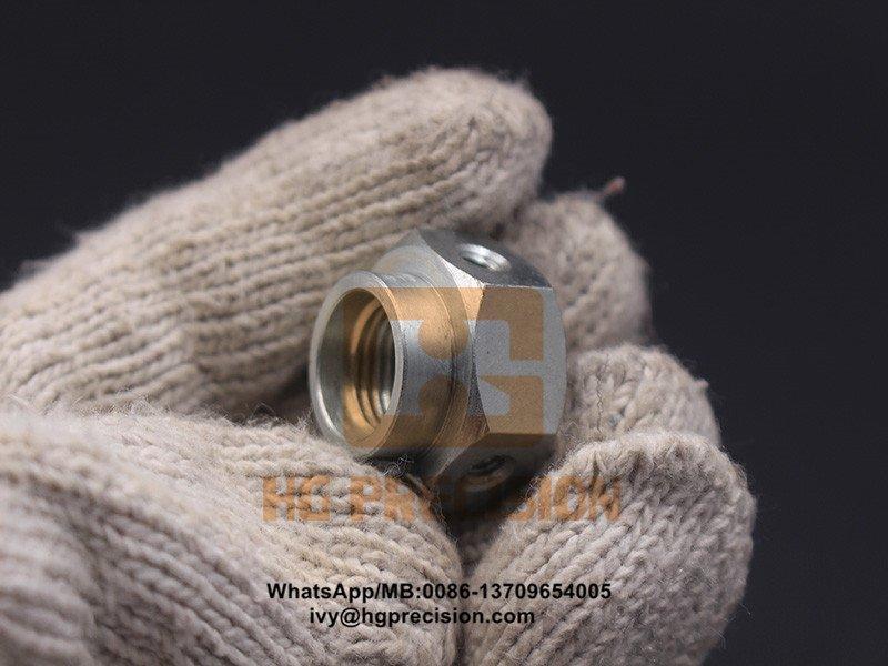 CNC Machinery Part-HG Precision