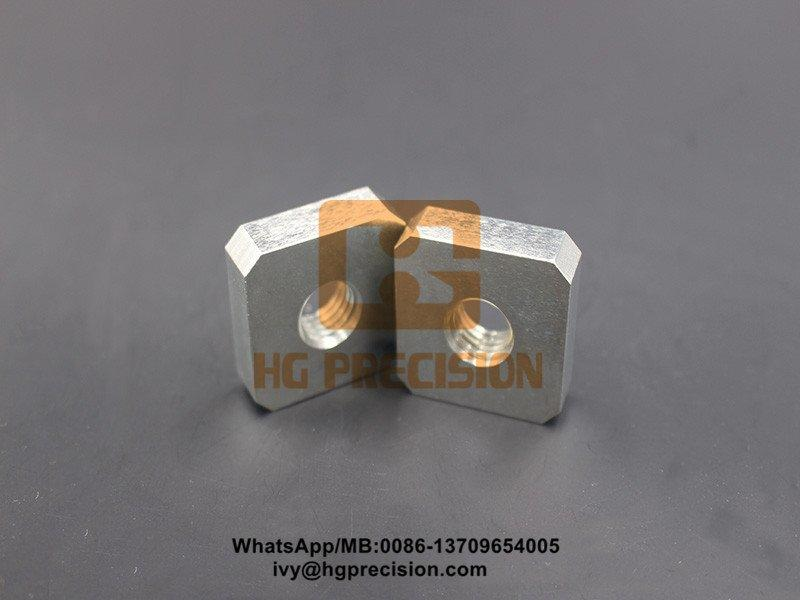 China Stainless Steel CNC Machining Parts
