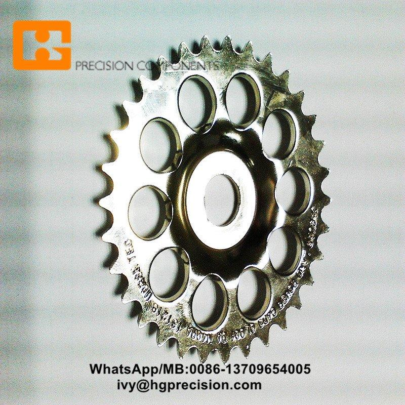 Sprockets Fine Blanking Stamping Parts
