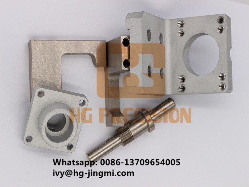 CNC Machinery Part Used For Construction And Engineering
