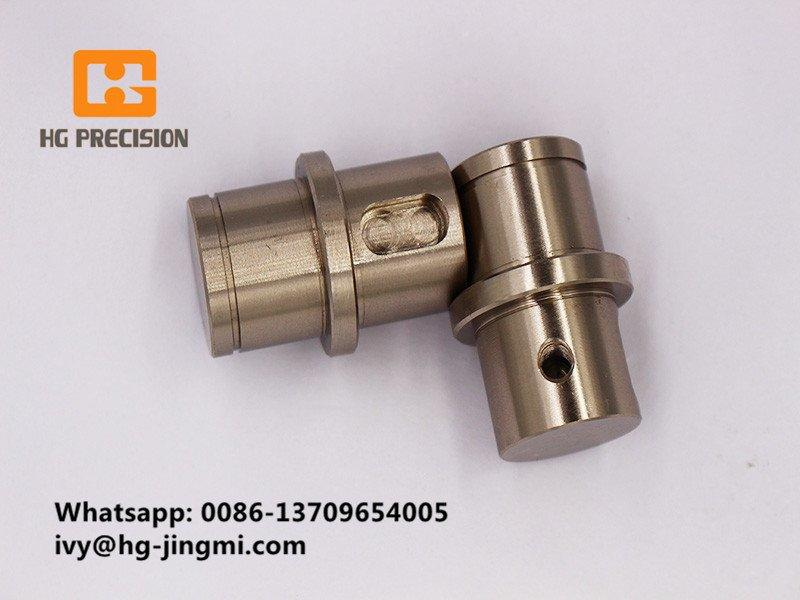 CNC Lathe Pneumatic Fitting With High Quality